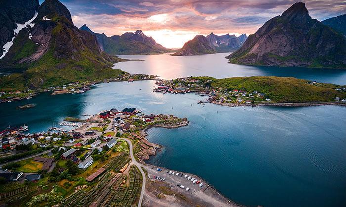 5 טיול מאורגן 8 ימים לנורבגיה והפיורדים - מפלסטורסטרפוסן, רכבל בסטרנדה, קניון בורדלן ועוד