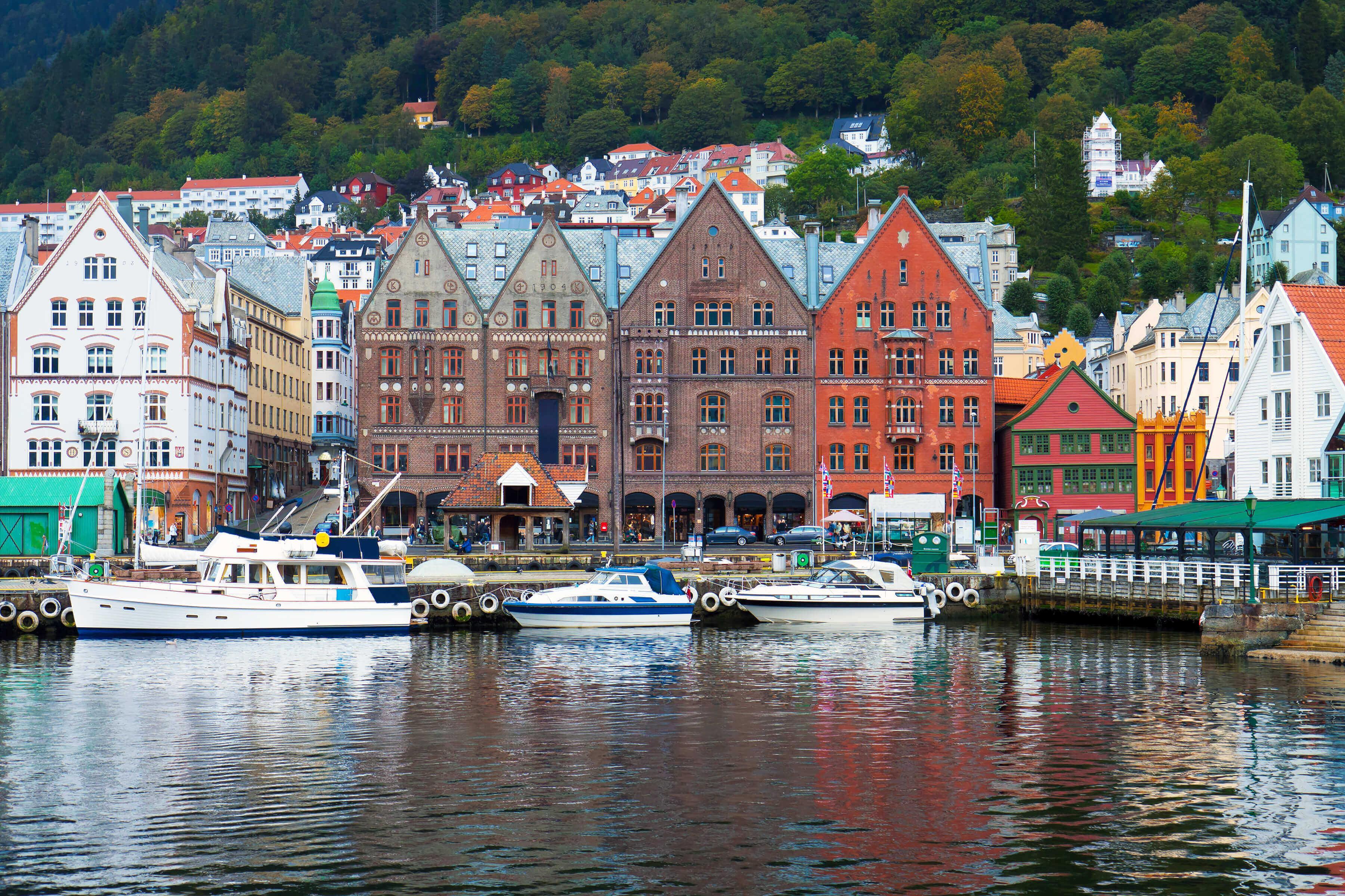 6 טיול מאורגן 8 ימים לנורבגיה והפיורדים - מפלסטורסטרפוסן, רכבל בסטרנדה, קניון בורדלן ועוד