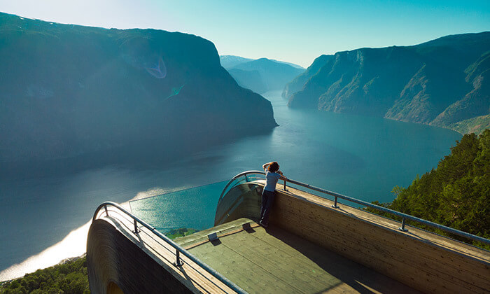 2 טיול מאורגן 8 ימים לנורבגיה והפיורדים - מפלסטורסטרפוסן, רכבל בסטרנדה, קניון בורדלן ועוד