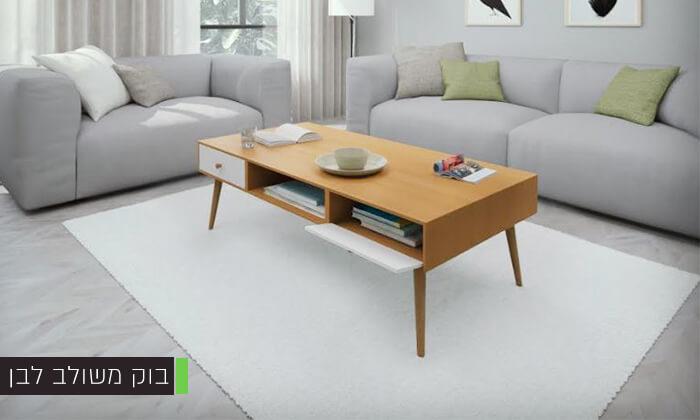 8 שולחן סלון