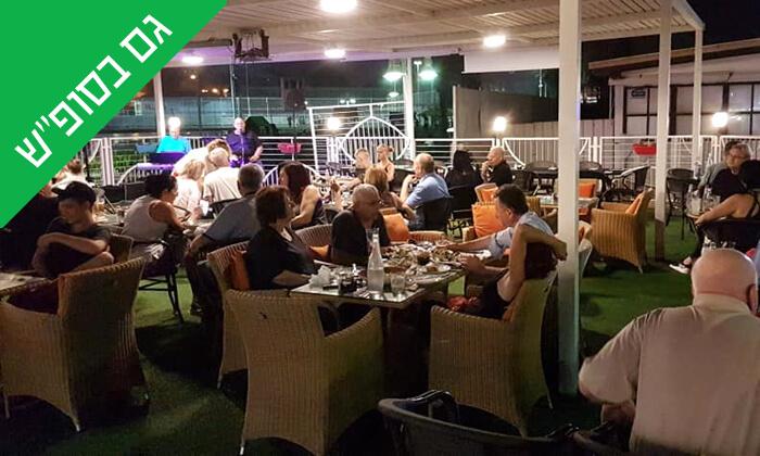 9 ארוחה זוגית במסעדת Lalush, נהריה