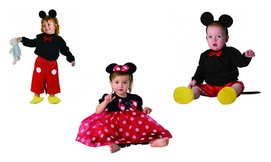 תחפושות עכברון לתינוקות וילדים