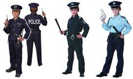 תחפושות שוטרים לילדים לפורים