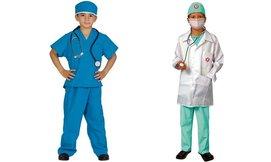 תחפושות רופאים לילדים לפורים