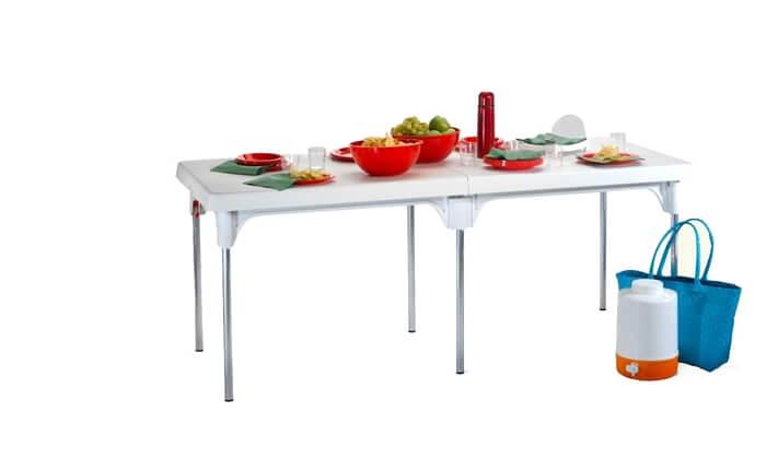 3 כתר: שולחן מתקפל