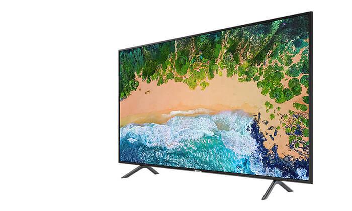 2 טלוויזיה Samsung SMART 4K, מסך 65 אינץ'