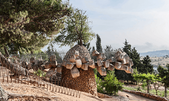 9 מלון רמת רחל מול הנופים של הרי יהודה, כולל 2 טיפולי ספא ופינוקים