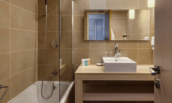 10 מלון רמת רחל מול הנופים של הרי יהודה, כולל 2 טיפולי ספא ופינוקים