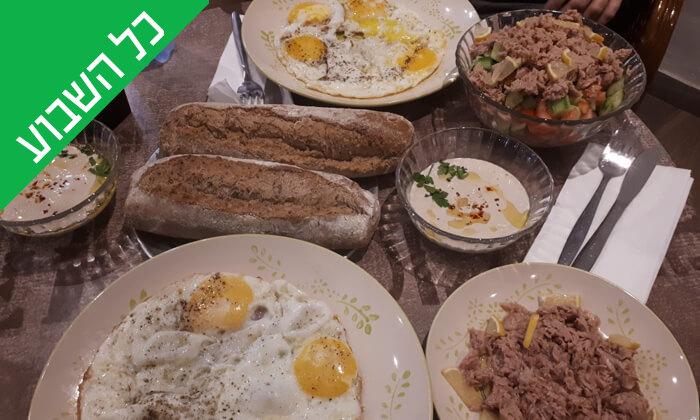14 ארוחת בוקר זוגית ב-zizo cafe דרך שלמה תל אביב