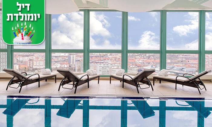 """2 חופשת חורף בפראג - אדריכלות, שופינג, מסעדות ומלון מומלץ, כולל סופ""""ש"""