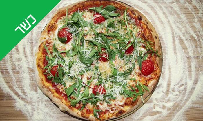 3 פיצה משפחתית - פיצה בלה, אשדוד