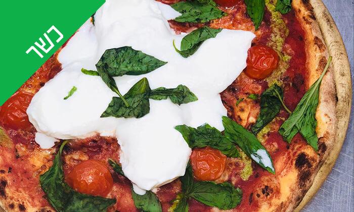 11 פיצה משפחתית - פיצה בלה, אשדוד