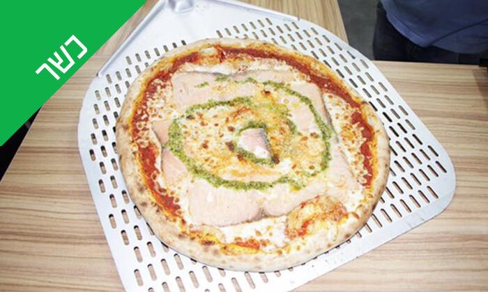 8 פיצה משפחתית - פיצה בלה, אשדוד