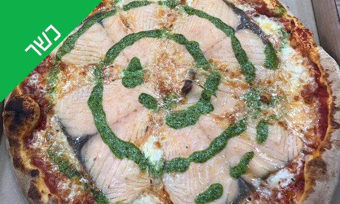 6 פיצה משפחתית - פיצה בלה, אשדוד