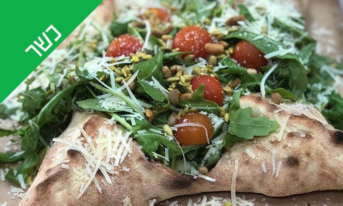12 פיצה משפחתית - פיצה בלה, אשדוד