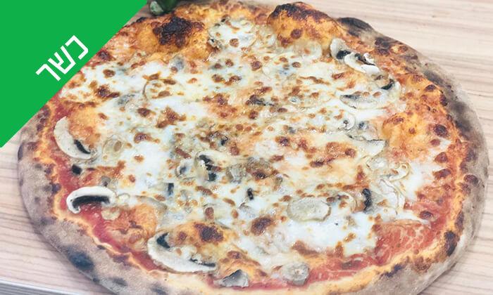 13 פיצה משפחתית - פיצה בלה, אשדוד