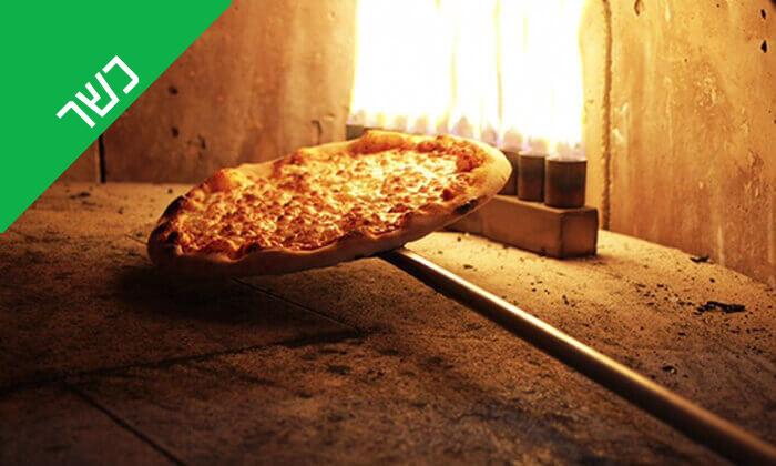 2 פיצה משפחתית - פיצה בלה, אשדוד