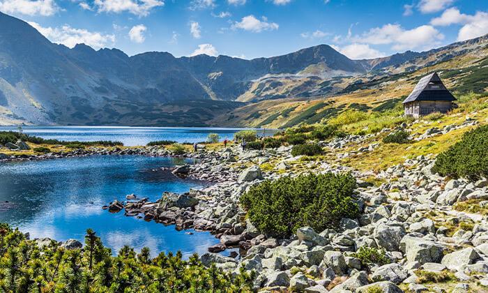 3 חופשת קיץ משפחתית בהרי הטטרה - כולל רכב שכור וכפר נופש מומלץ