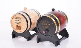 חבית יין אישית עד 3 ליטר