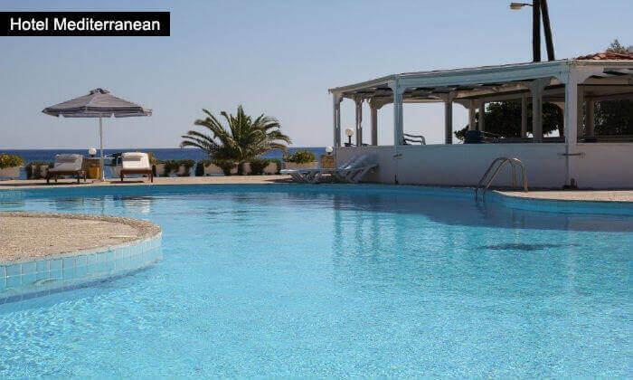 """8 מקדימים להזמין - חופשת קיץ באי היווני קרפאטוס, כולל סופ""""ש"""