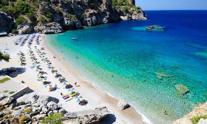 """12 מקדימים להזמין - חופשת קיץ באי היווני קרפאטוס, כולל סופ""""ש"""