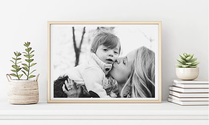 4 הדפסת והגדלת תמונות באתר ZOOMA החדש