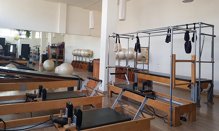 5 אימוני פילאטיס מכשירים במכון Body Culture, משכית הרצליה