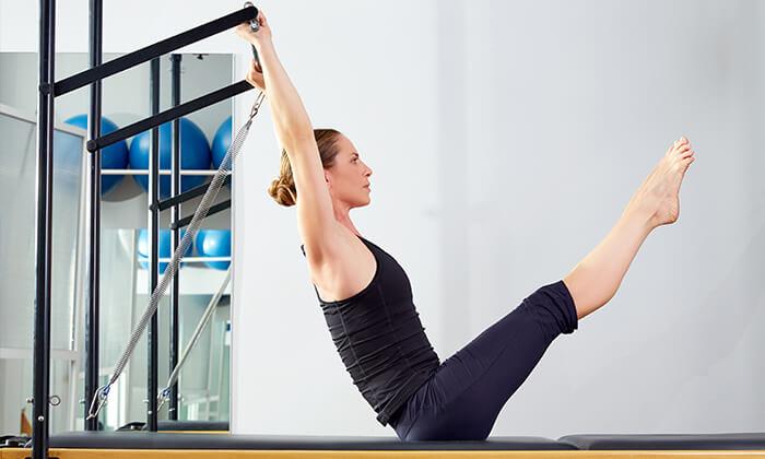 6 אימוני פילאטיס מכשירים במכון Body Culture, משכית הרצליה