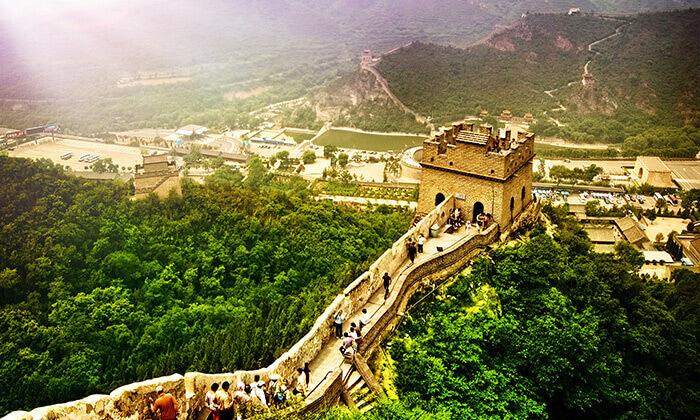 4 החומה הסינית, גשר הזכוכית המפורסם, הרי לאנג יה ועוד - טיול מאורגן לסין