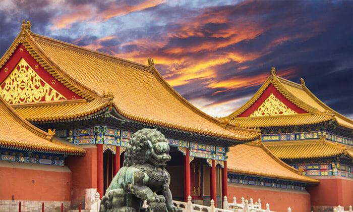 6 החומה הסינית, גשר הזכוכית המפורסם, הרי לאנג יה ועוד - טיול מאורגן לסין