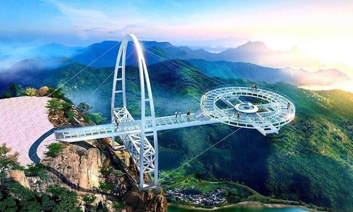 3 החומה הסינית, גשר הזכוכית המפורסם, הרי לאנג יה ועוד - טיול מאורגן לסין