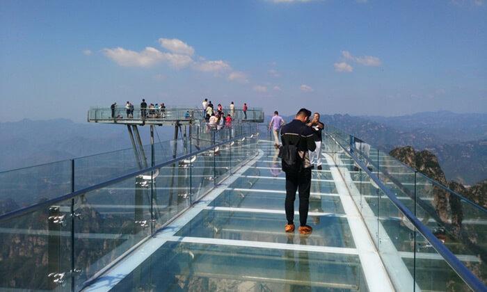 9 החומה הסינית, גשר הזכוכית המפורסם, הרי לאנג יה ועוד - טיול מאורגן לסין