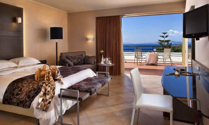 8 מאי-יוני ברודוס - שמש, חופים ומלון 5 כוכבים מומלץ