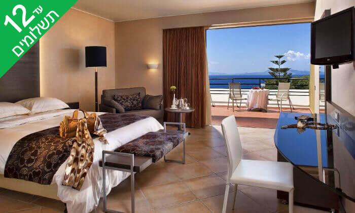 8 יוני ברודוס - שמש, חופים ומלון 5 כוכבים מומלץ