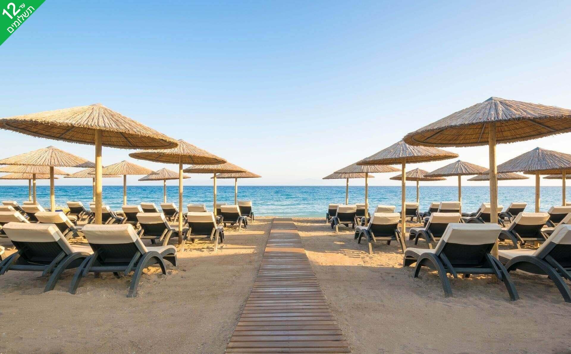 9 יוני ברודוס - שמש, חופים ומלון 5 כוכבים מומלץ