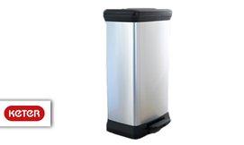 פח פדל 50 ליטר של כתר פלסטיק