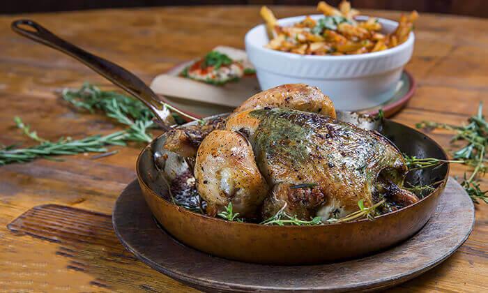 4 ארוחה במסעדת ניצה - NIZZA, לילינבלום תל אביב