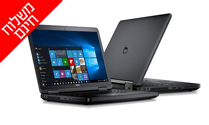 3 מחשב נייד דל DELL עם מסך 14 אינץ' וכרטיס גרפי GeForce - משלוח חינם!