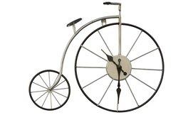 שעון קיר בעיצוב דמוי אופניים