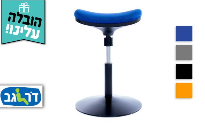 """2 ד""""ר גב: כסא ארגונומי DYNAMIC- משלוח חינם!"""