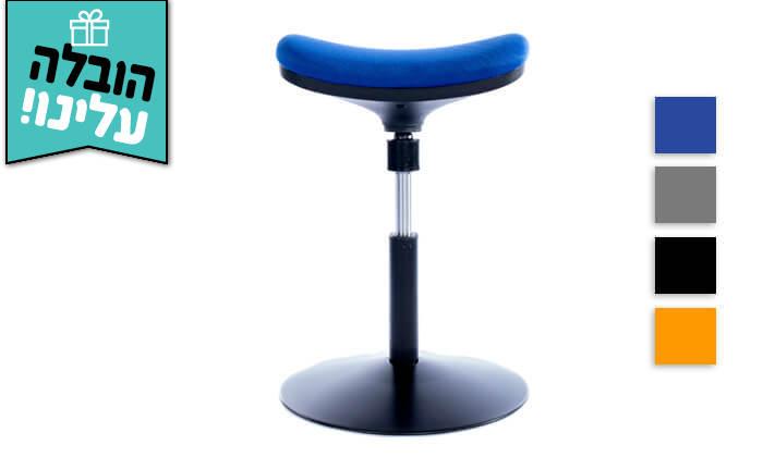 """5 ד""""ר גב: כסא ארגונומי DYNAMIC- משלוח חינם!"""