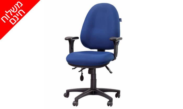 """3 ד""""ר גב: כסא אורתופדי FOCUS- משלוח חינם!"""