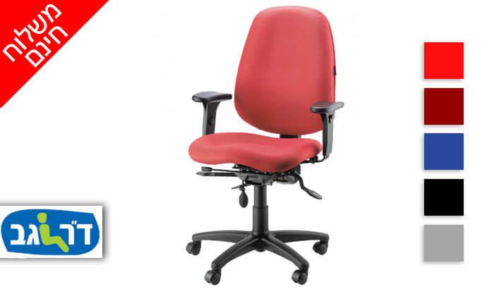 """2 ד""""ר גב: כסא אורתופדי DATA -משלוח חינם!"""