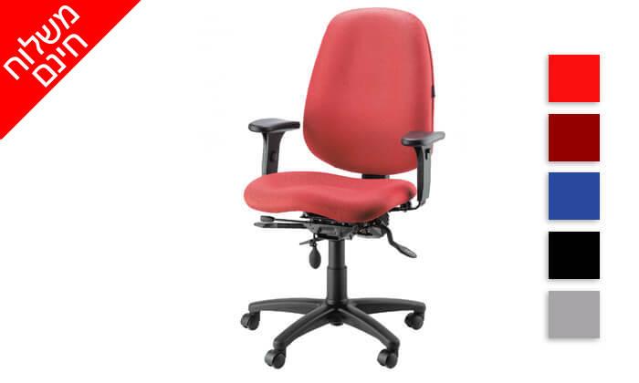 """4 ד""""ר גב: כסא אורתופדי DATA -משלוח חינם!"""