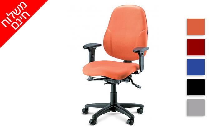 """3 ד""""ר גב: כסא אורתופדי ALFA COMFORT- משלוח חינם!"""