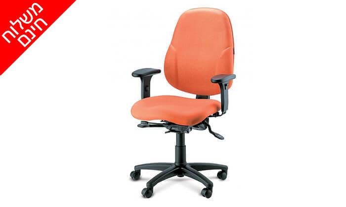"""4 ד""""ר גב: כסא אורתופדי ALFA COMFORT- משלוח חינם!"""