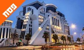 פסח 5 כוכבים במלון חדש בבאטומי
