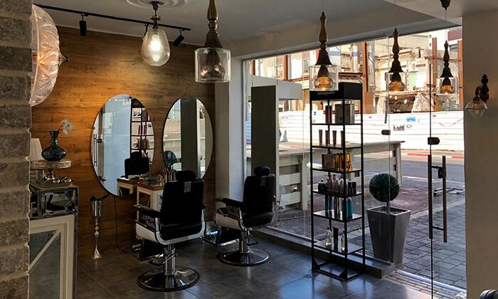 3 איפור ועיצוב שיער לאירוע בסטודיוברק בן חיון, פרישמן תל אביב