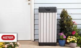 פח לגינה ולמרפסת 120 ליטר