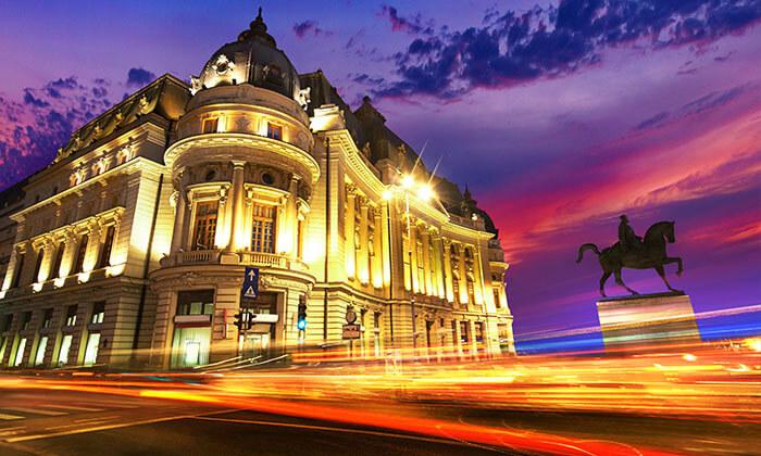 4 חופשה והופעה: להקת The Cure בבוקרשט